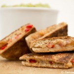 Quesadillas de Sandwich