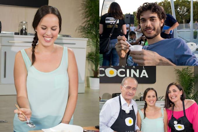 Malaga canal cocina-hoy cocina el alcalde