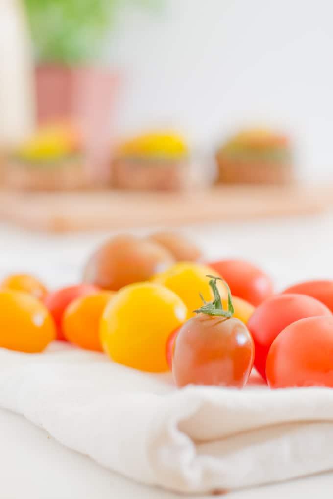 Cherry tomato | danzadefogones.com