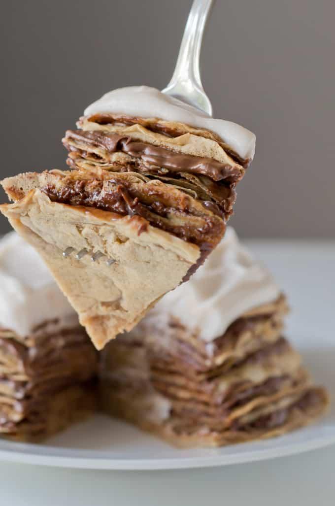 Crepes con nutella y crema de coco danzadeofognes.com