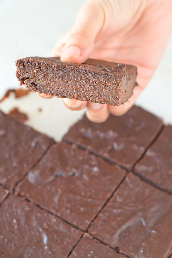 Brownie Vegano Sin Gluten paso a paso | danzadefogones.com