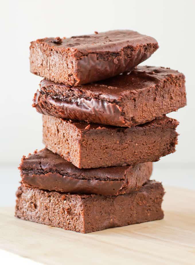 Brownie Vegano | danzadefogones.com