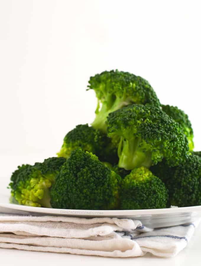 Brócoli - danzadefogones.com