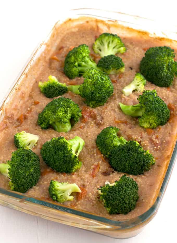 Cómo hacer quinoa con verduras - danzadefogones.com
