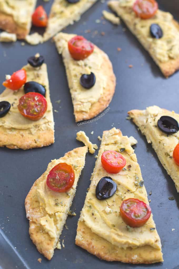Pizza sin gluten | danzadefogones.com