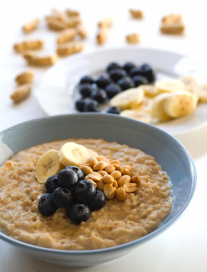 Receta de Gachas. El desayuno perfecto en 15 minutos | danzadefogones.com