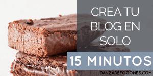 Cómo crear tu propio blog de cocina