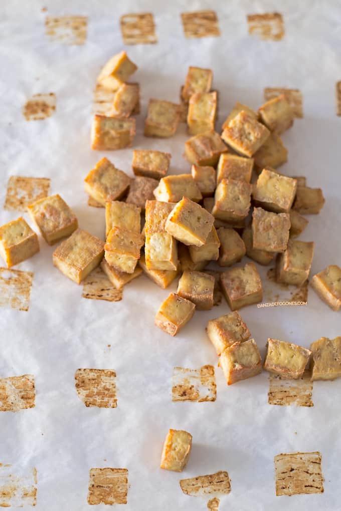 Tofu al Horno
