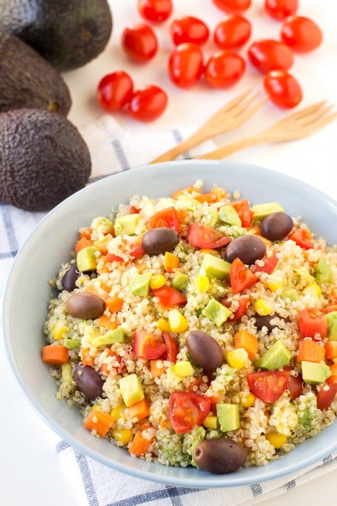 como preparar quinoa para dieta