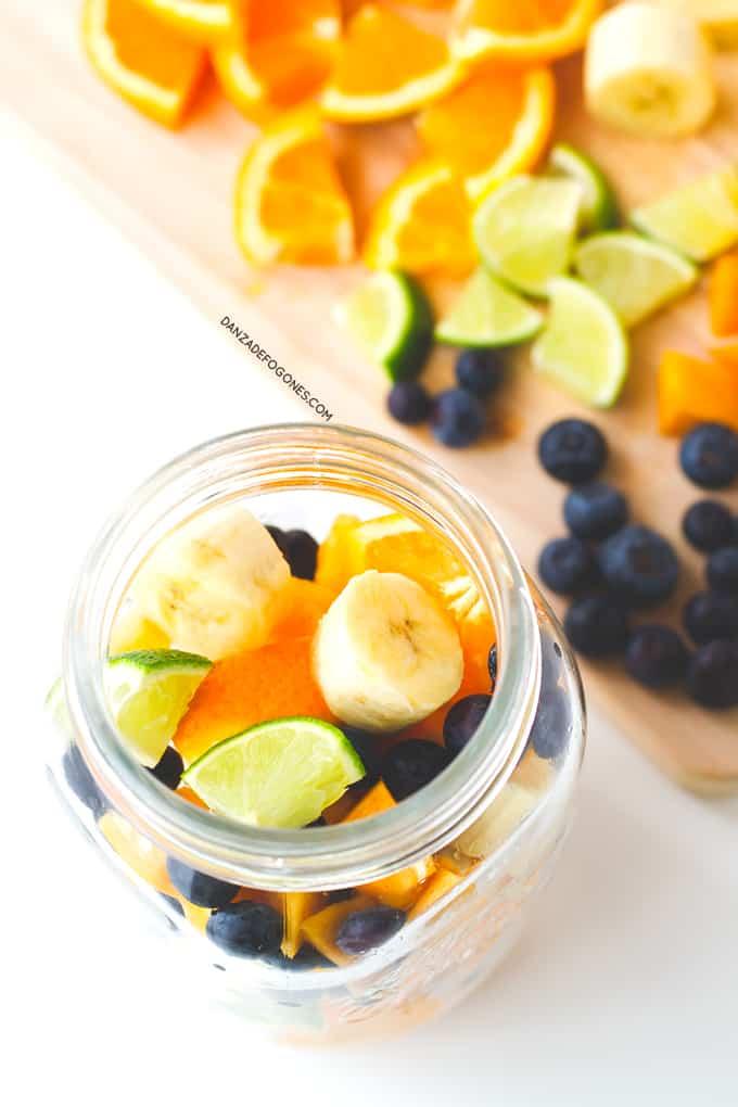 Frutas para hacer sangria | danzadefogones.com
