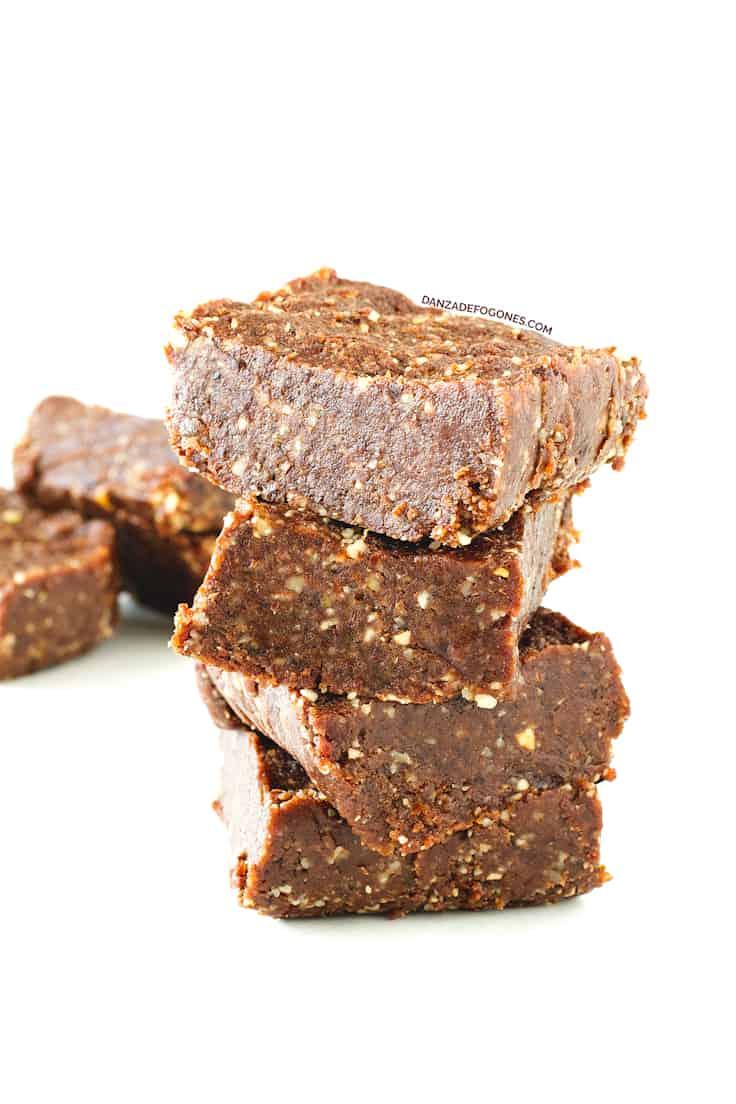 Brownies Crudiveganos
