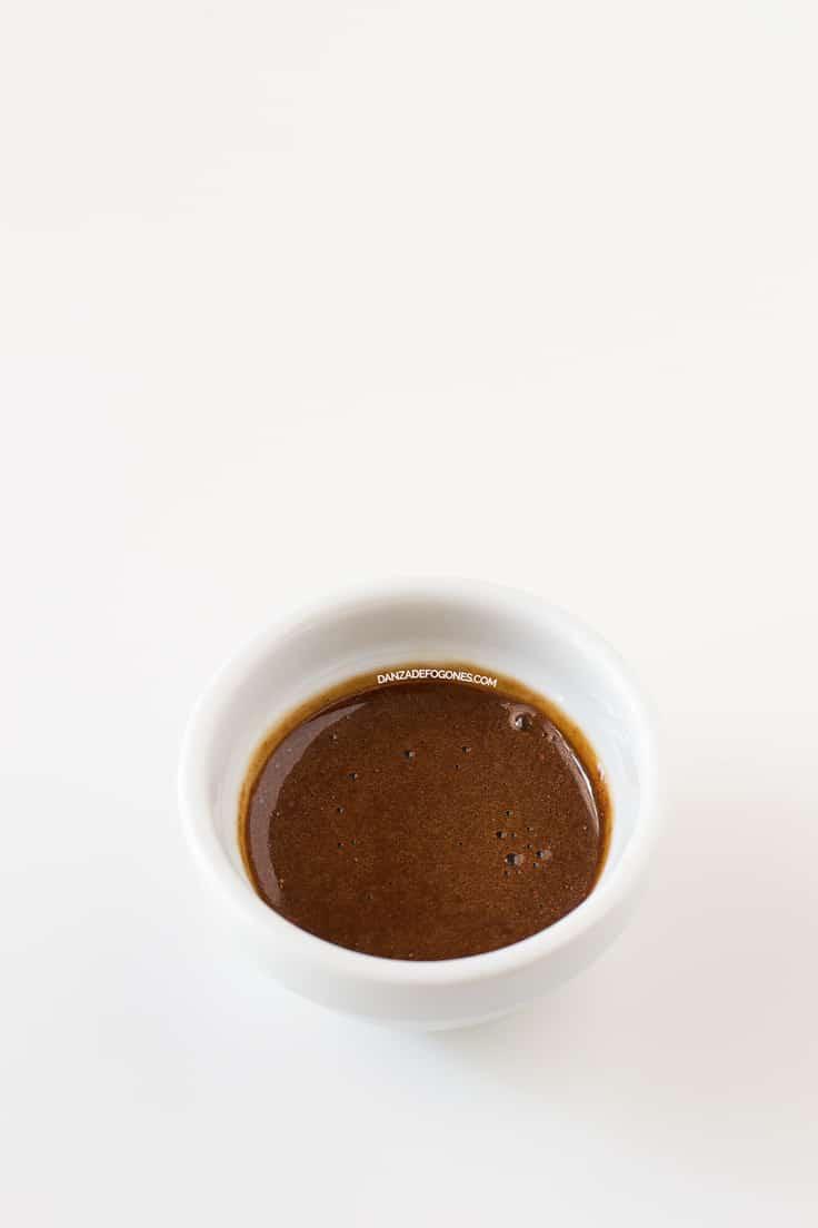 Salsa de chocolate saludable