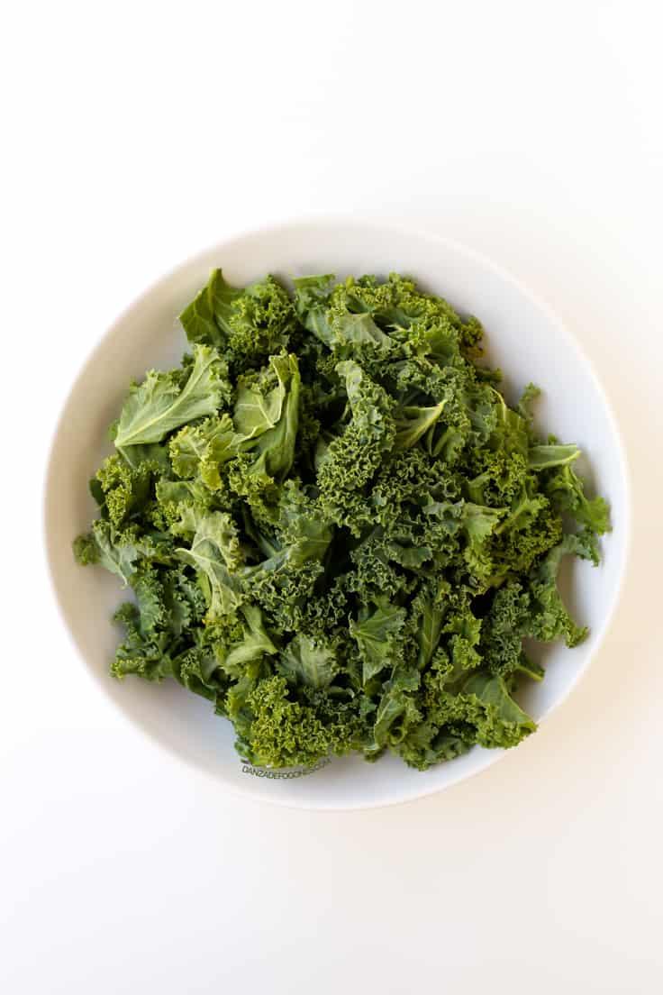 Kale | danzadefogones.com #vegan #vegano