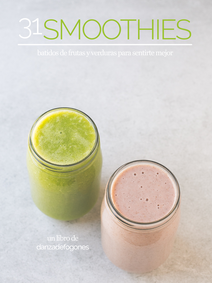 Portada eBook 31 Smoothies