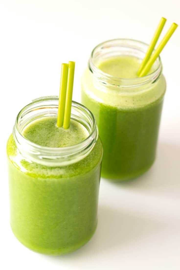 Zumo-verde-antioxidante