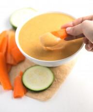 Queso vegano sin grasa - Esta versión sin grasa de nuestro popular queso vegano está igual de rica que la original. ¡Tienes que probarlo!