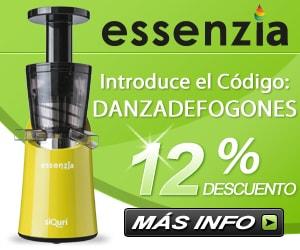 Extractor de zumos Essenzia de Siquri