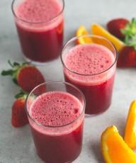 Zumo para San Valentín - No hay mejor forma de celebrar San Valentín que con un zumo cargado de vitaminas y nutrientes para mimar nuestro cuerpo y el de nuestros seres queridos.