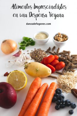 Alimentos Imprescindibles en una Despensa Vegana.