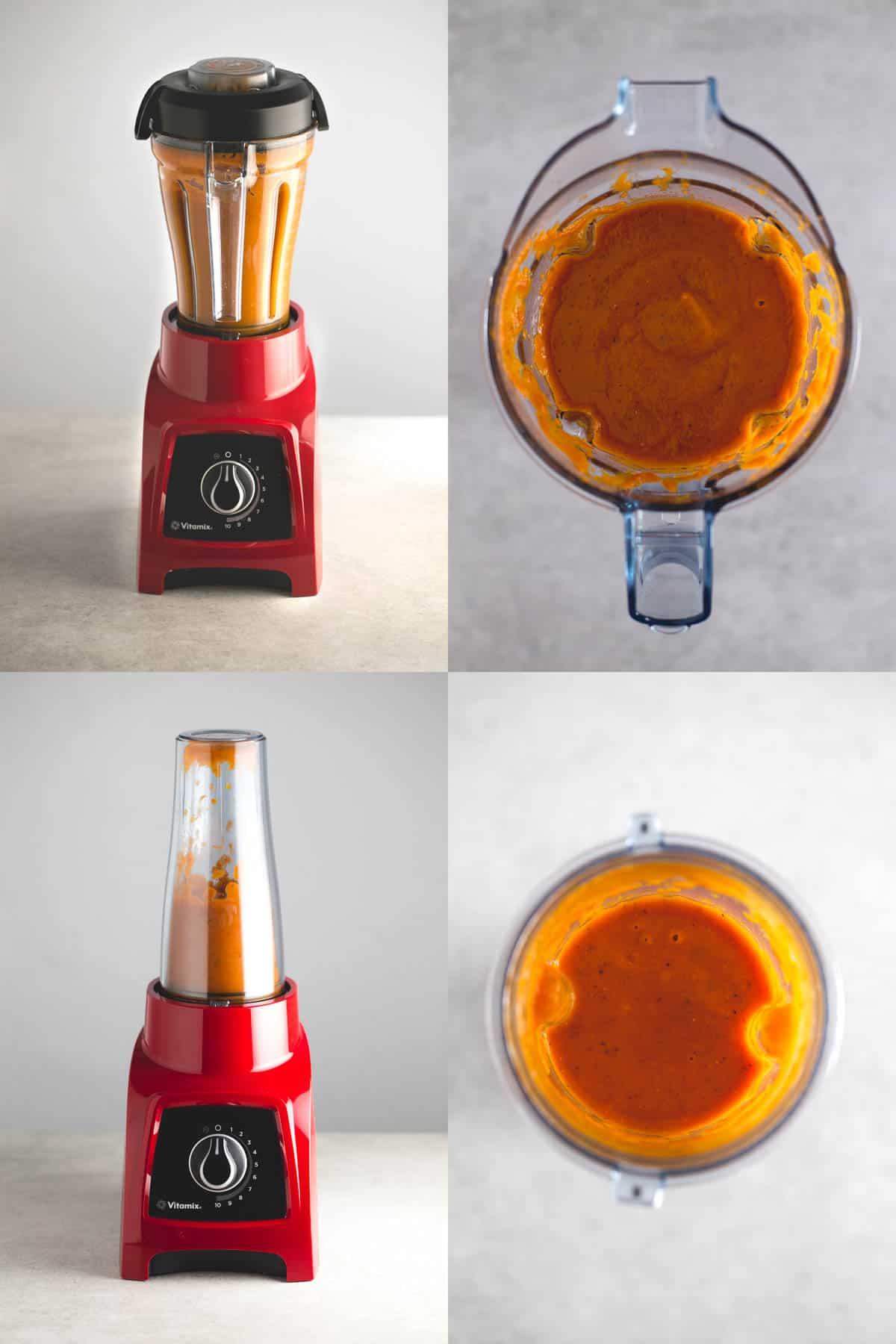 Sopa de tomate y alubias - Esta sopa de tomate y alubias está para chuparse los dedos, es muy reconfortante y se prepara en menos de 30 minutos. ¡Merece la pena probarla!