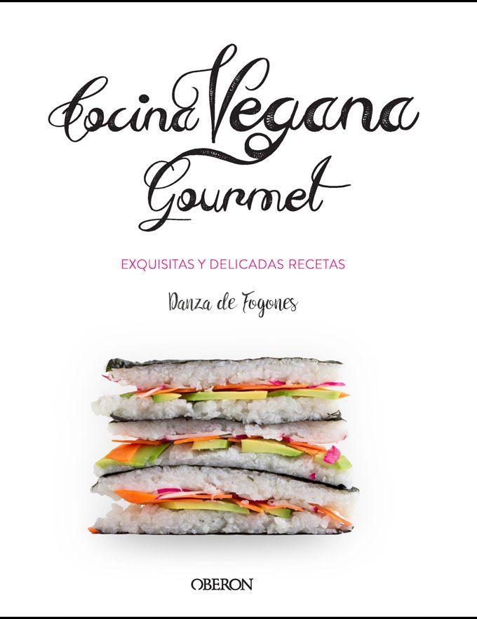Cocina Vegana Gourmet | Cubierta