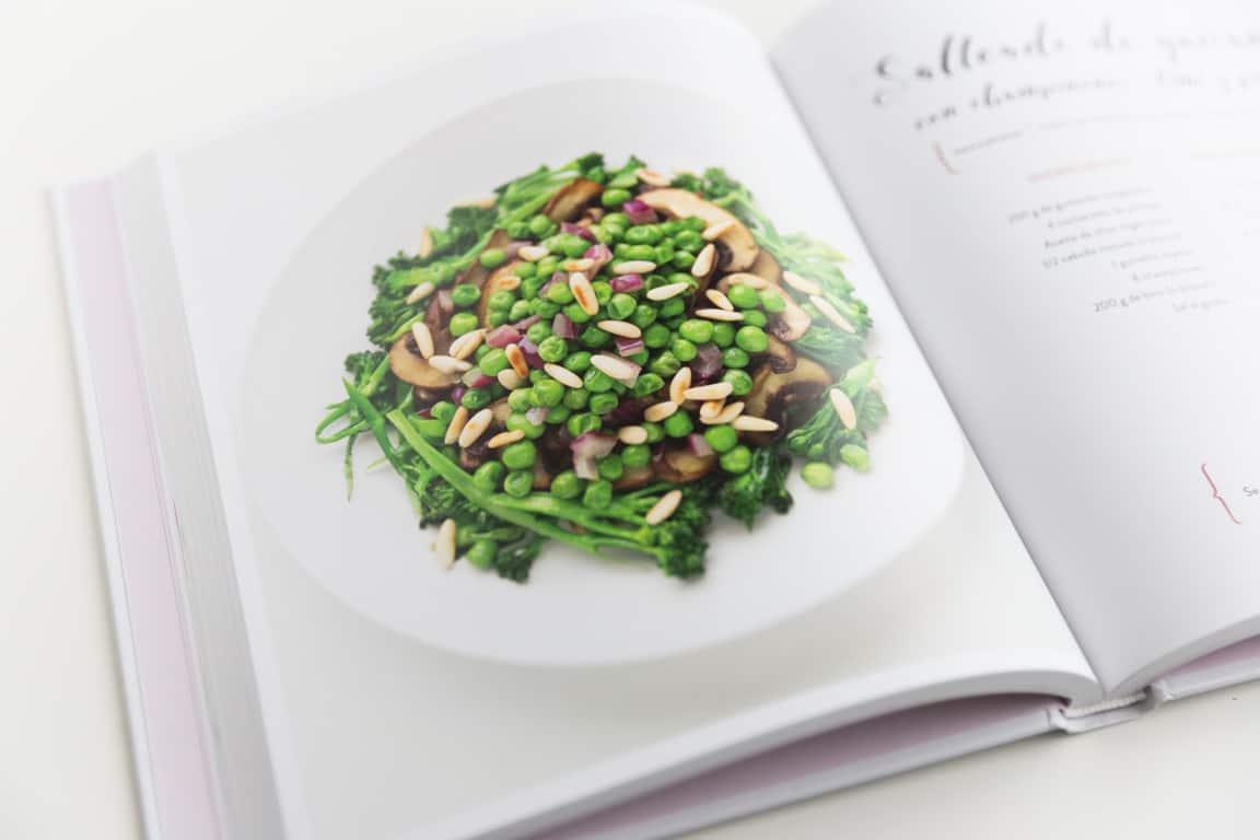 Cocina vegana gourmet | interior