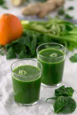 Zumo Anti Resfriado.- Este zumo es perfecto para prevenir y combatir resfriados. Las frutas y verduras crudas son necesarias para estas sanos y fortalecer nuestro sistema inmune.