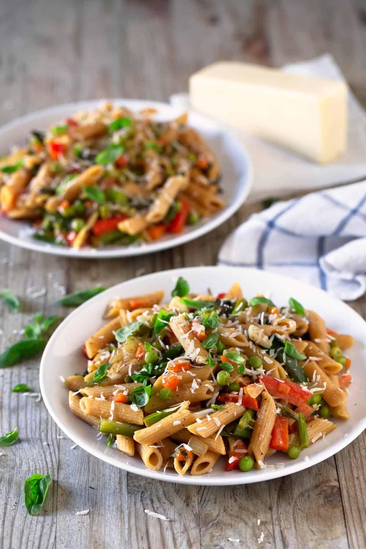 Recetas con verduras de temporada