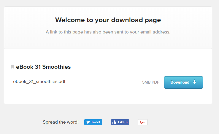31 smoothies pagina descarga