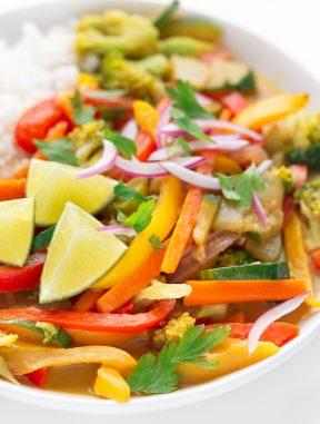 Curry de Verduras
