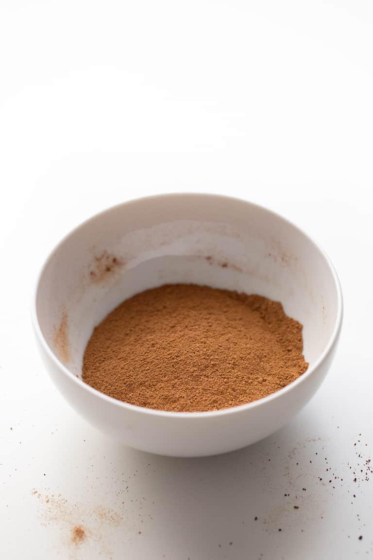 Pumpkin Pie Spice Casero - El pumpkin pie spice es una mezcla de especias muy utilizada en la cocina de norte América para hacer recetas como la tarta de calabaza.