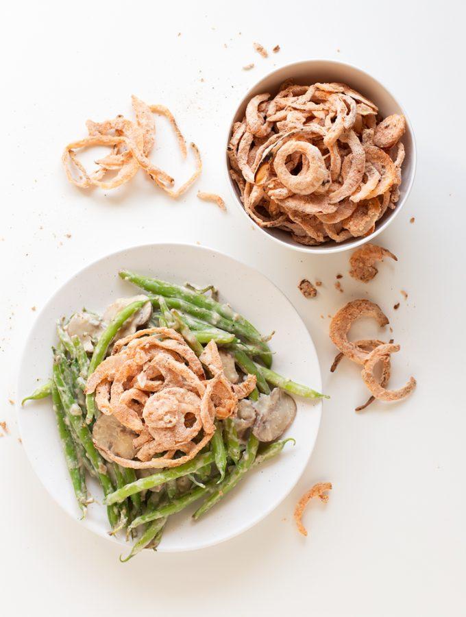 Cazuela de Judías Verdes - Esta cazuela de judías verdes está lista en 30 minutos y sólo necesitas 10 ingredientes para prepararla. Es una guarnición o primer plato muy saludable.