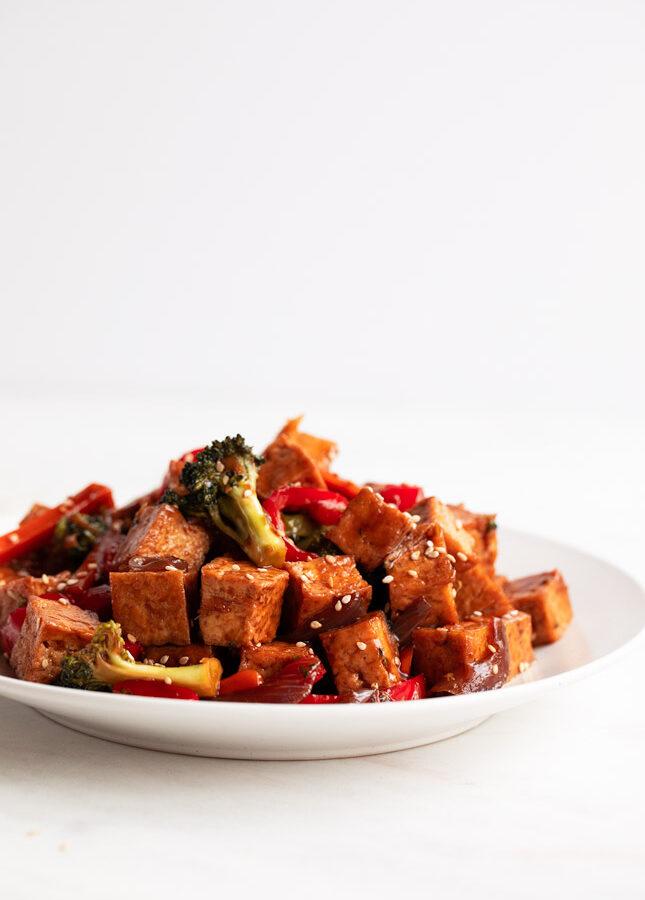 Tofu Salteado