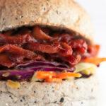 Pulled Pork Sandwich Vegano