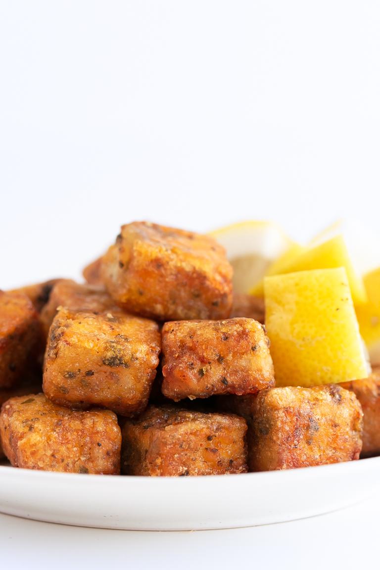 Tofu en Adobo