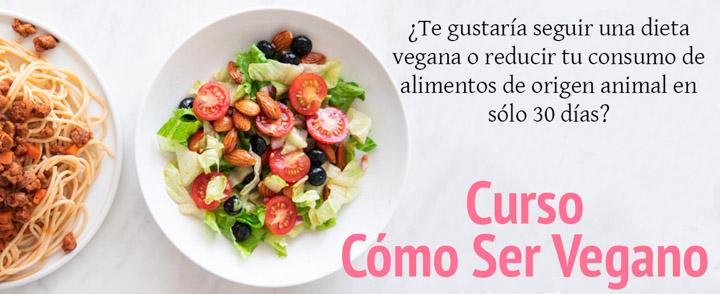 Curso Como Ser Vegano
