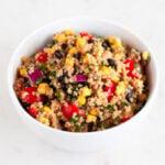 Ensalada de Quinoa Fácil