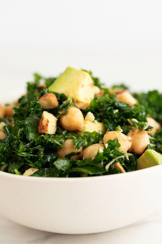 Ensalada Vegana de Kale