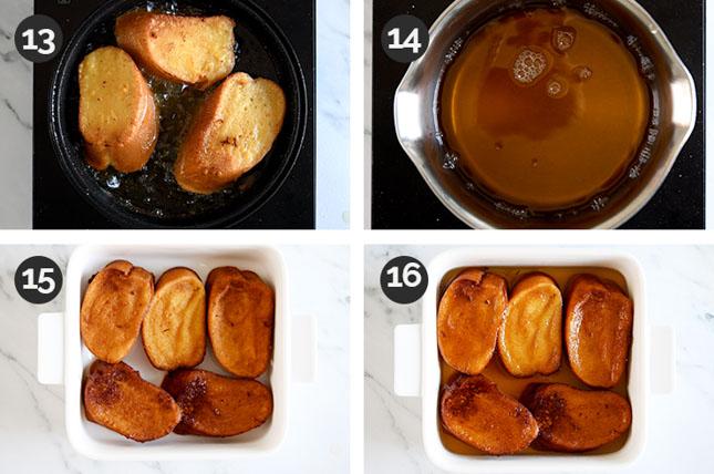 Foto de cómo hacer torrijas veganas
