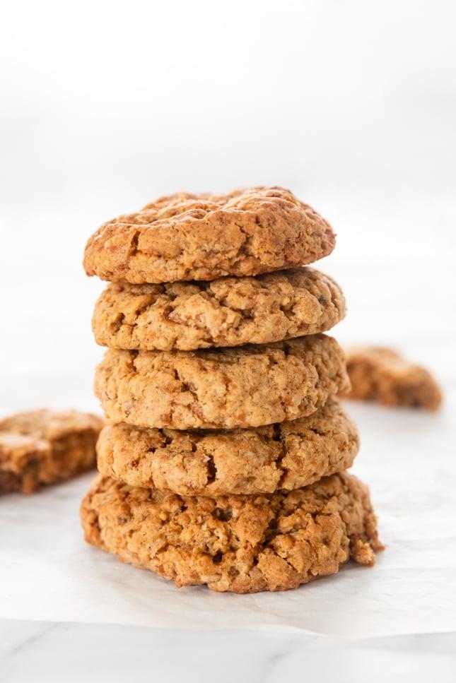 Foto de perfil de 5 galletas de avena